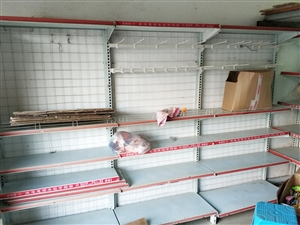 超市货架便利店百货副食店小卖部零食展示架出售转让