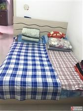 低价出售整套床及衣柜