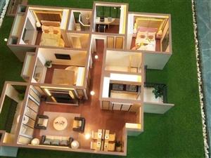 金辉优步花园3室2厅2卫91万元