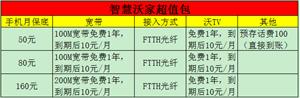 联通宽带四季度活动开启:新装一年只需398