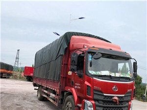 出售乘龙M3.  6.8米货箱,宽2.55米,185马力