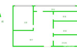 工商局家属院四楼双气三室,送全套家电家具,需全款