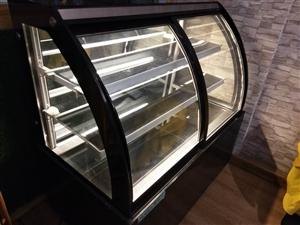 转卖雪乐士冷藏柜一台