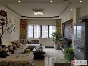 鑫城国际三室两厅装修清爽看房方便