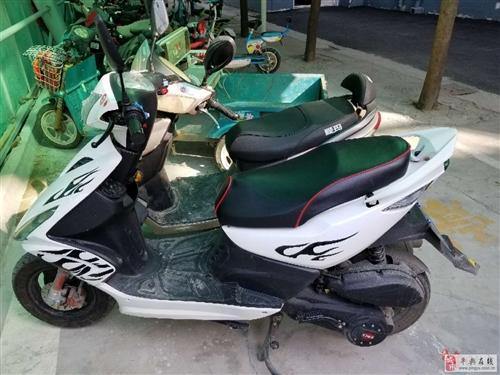出售9成新踏板摩托车