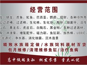 沈丘李威水族生活馆
