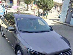 14年新款帕萨特,女士一手车,1.8T尊荣版高配,导航,雷达,定速,倒车影像,轮胎气压检测,真皮座椅