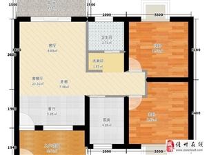 林海风情特价房,单价7500一平,唯一一套哦!