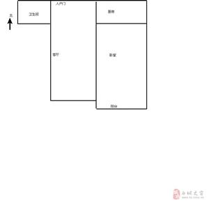 18320吉鹤苑小区小面积大空间可贷款首付低