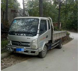 2014年凯马自卸货车