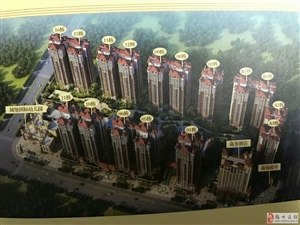 86.8万,和安・梅花城一手毛坯26楼(最高27楼)3房2厅2卫