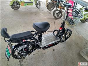 出售电动自行车一辆(48伏20安)