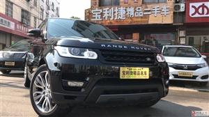 路虎2016款揽胜运动版3.0V6