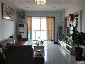 东湖上城精装3室2厅2卫带顶大花园住家舒适