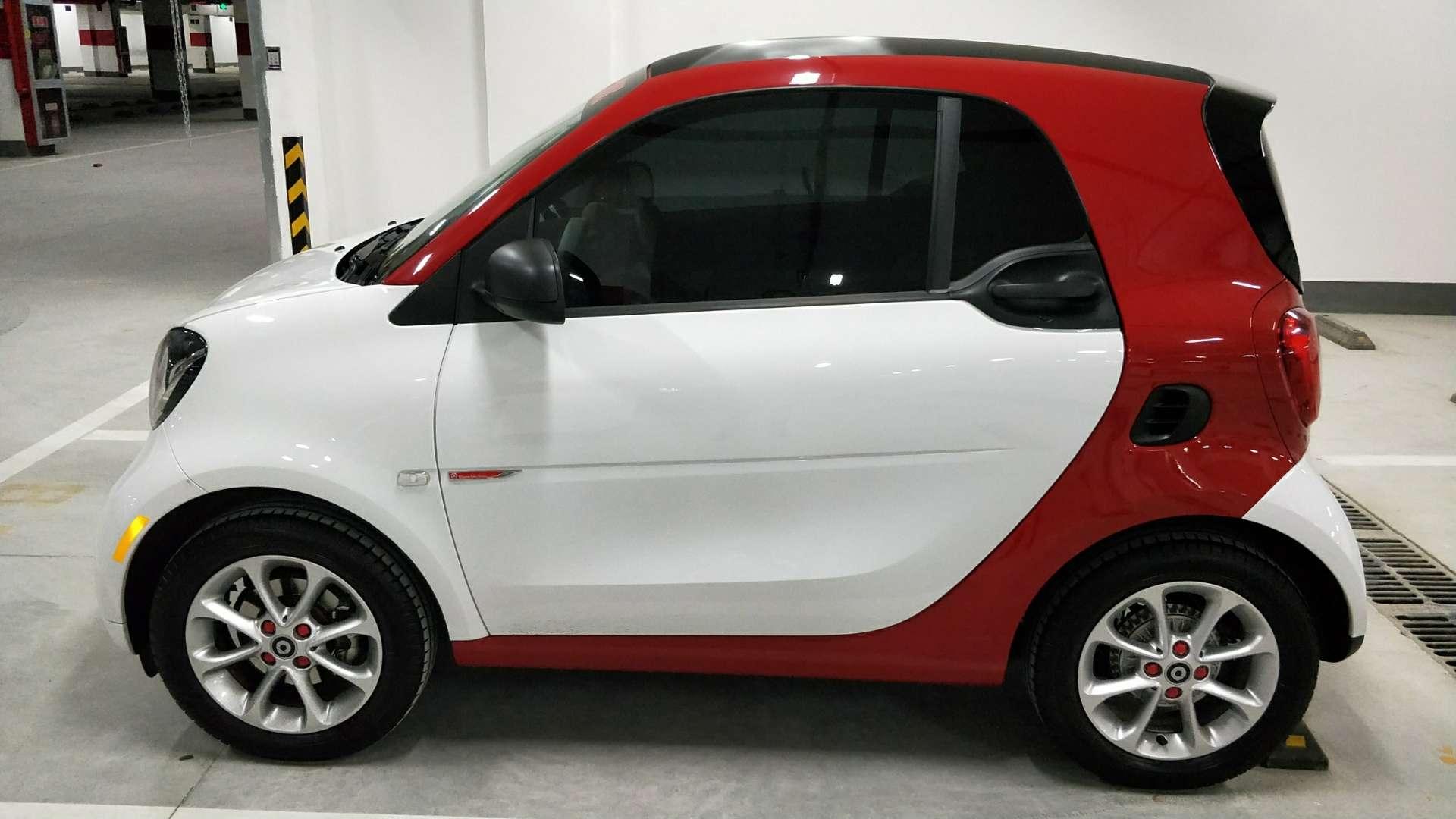 Smart99新原装轮胎轮轱转让