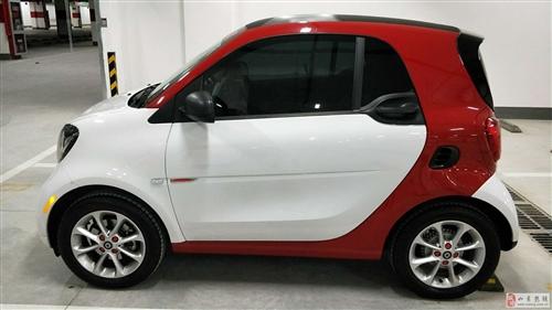 奔驰新款Smart99新原装进口4条轮胎轮轱转让