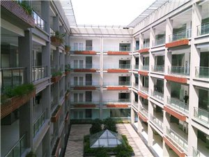 创立方校园式建筑2000平米科技园出租可分割