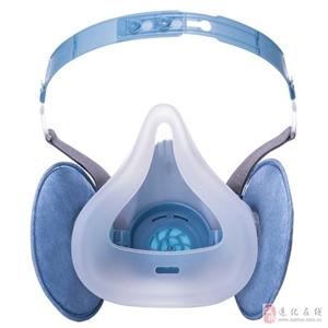 宝顺安KN100防尘口罩只有呼吸没有灰尘的好口罩