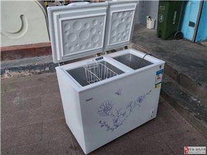 现店面转让出售9成新冰柜一台