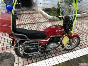建设田达摩托车