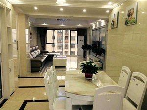 罗马假日电梯高层4室2厅2卫精装108万元拎包入住