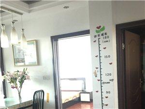 港汇国际精装2室2厅1卫110平1350元/月