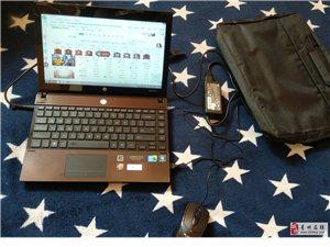 14寸惠普i5四核笔记本电脑