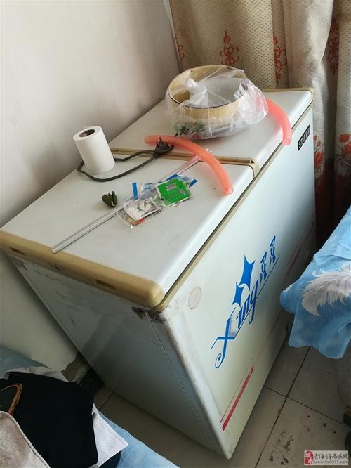 处理家用冰柜两个