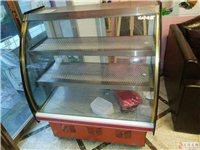 出售9成新奶茶吧桌椅皮沙发展示柜。