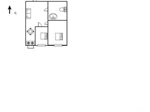 明珠花园2室1厅1卫11.5万元23625
