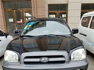 09年圣达菲,车好,没事故,费用明年,2万出头,太原户,已背户,可户可占。