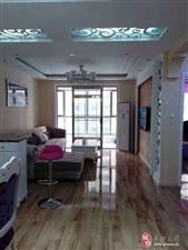 明珠花园精装2室可改三室95万元