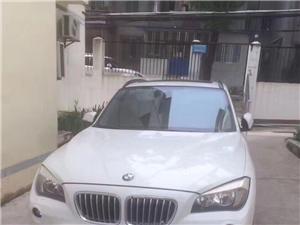 儋州出售自家用~宝马X1一台二手车行勿扰。