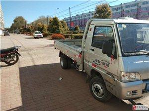 卖车,10年福田驭菱单排柴油480