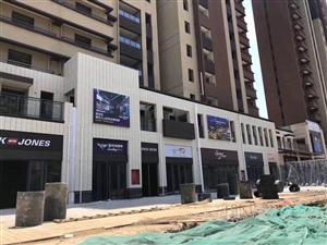 海伦国际公寓挑高4.8米1室1厅68万元含税