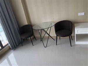 腾辉国际城精装单身公寓出租拎包入住生活方便价格便宜