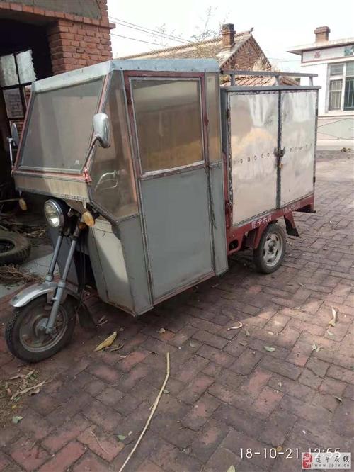 出售福田五星三轮车一台
