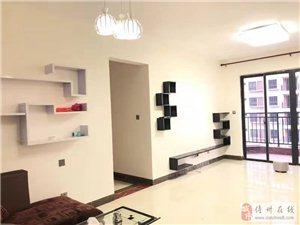 急租怡心花园两房电视空调冰箱什么都有,装修不错