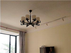 儋州水岸名都二期2房2厅,家具电全新首次出租1300