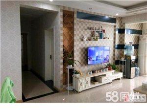 5660西城国际3室2卫精装修自住房116平