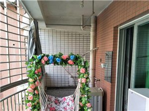 亿龙城市花园1室1厅1卫900元/月,拎包入住