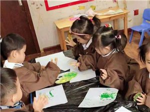 武昌海童贝儿童学习中心游戏课堂