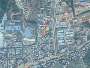 里仁高铁新区火车站路段地皮出售60万元