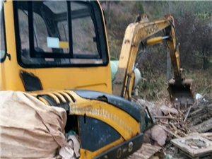 低价转让玉柴35-8挖机一台