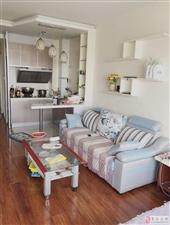 汇龙湾精装电梯小公寓一室一厅一卫带家具家电