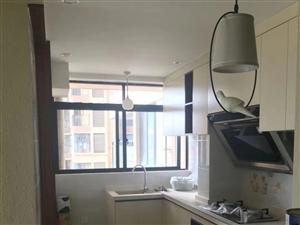 水榭丹堤2室2厅1卫精装带家电家具出售78万
