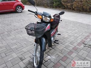 转让豪爵110摩托车