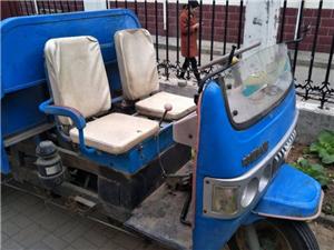 500元低价出售农用三轮自卸车