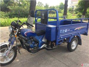 出售二手正三輪摩托車,比買新的劃算。車況極品