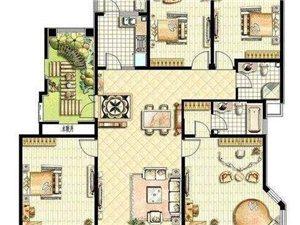 恒盛尚海湾4室1厅2卫150万元